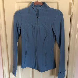 NWOT Blue Lululemon Define Jacket